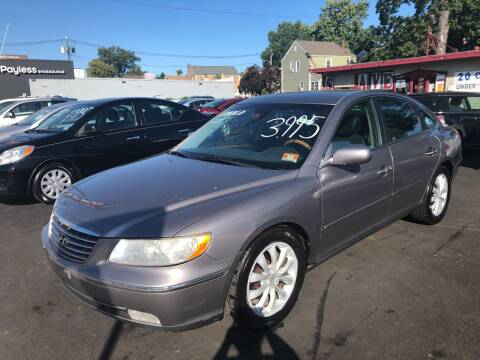 2006 Hyundai Azera for sale at BIG C MOTORS in Linden NJ