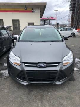 2014 Ford Focus for sale at 696 Automotive Sales & Service in Troy NY