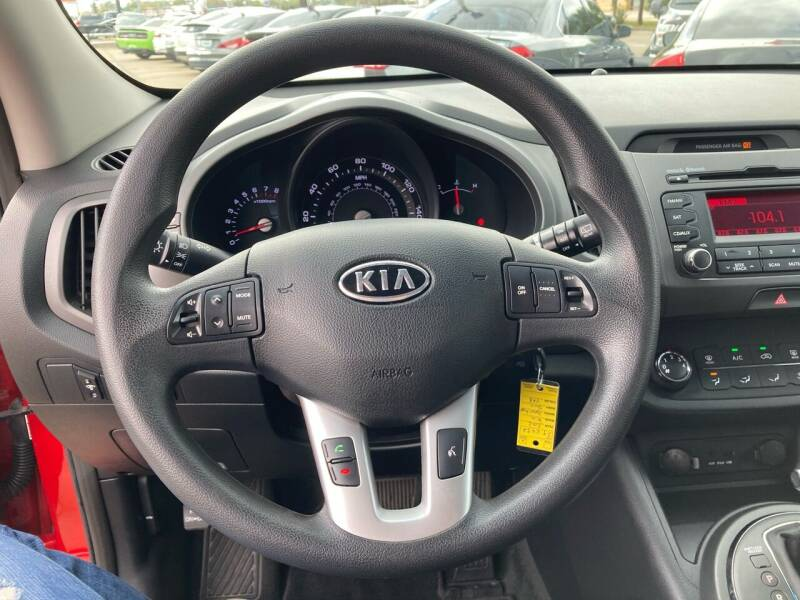 2012 Kia Sportage 4dr SUV - Houston TX