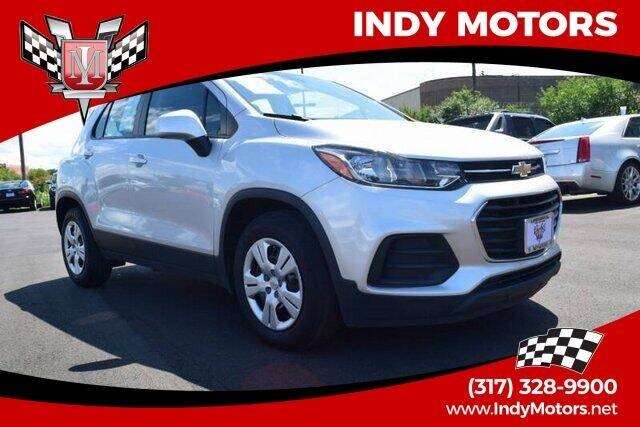 2017 Chevrolet Trax for sale at Indy Motors Inc in Indianapolis IN