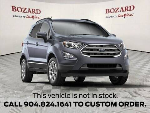 2021 Ford EcoSport for sale at BOZARD FORD in Saint Augustine FL