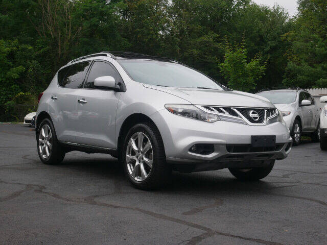 2013 Nissan Murano for sale at Canton Auto Exchange in Canton CT