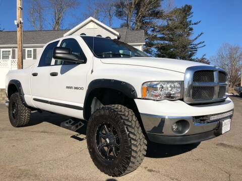 2003 Dodge Ram Pickup 3500 for sale at Langlois Auto and Truck LLC in Kingston NH