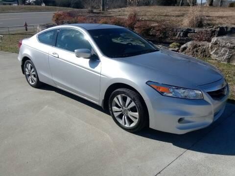 2011 Honda Accord for sale at HIGHWAY 12 MOTORSPORTS in Nashville TN