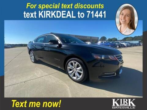 2019 Chevrolet Impala for sale at Kirk Brothers Batesville in Batesville MS