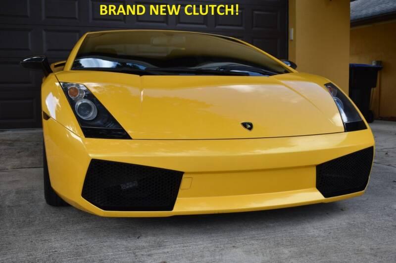 2008 Lamborghini Gallardo for sale at Monaco Motor Group in Orlando FL