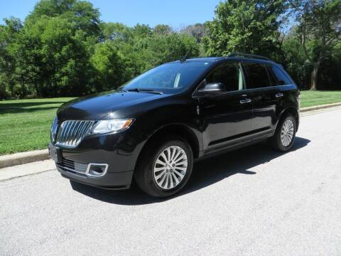 2015 Lincoln MKX for sale at EZ Motorcars in West Allis WI