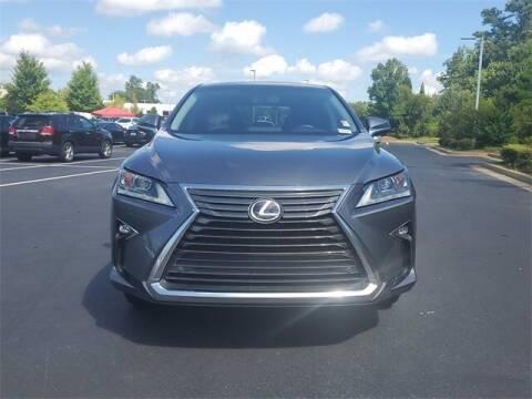 2016 Lexus RX 350 for sale at Lou Sobh Kia in Cumming GA