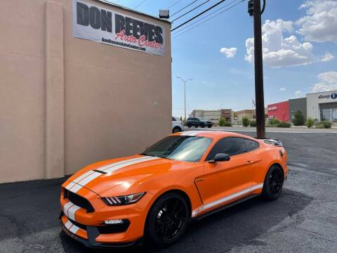 2020 Ford Mustang for sale at Don Reeves Auto Center in Farmington NM