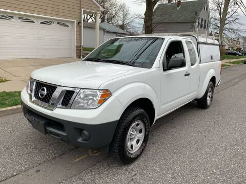 2016 Nissan Frontier for sale at Jordan Auto Group in Paterson NJ