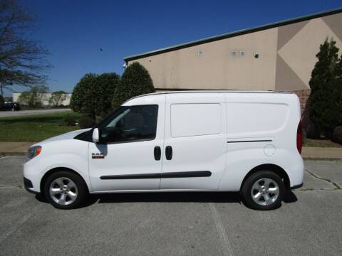 2016 RAM ProMaster City Cargo for sale at JON DELLINGER AUTOMOTIVE in Springdale AR