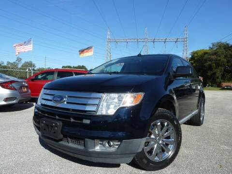 2010 Ford Edge for sale at Das Autohaus Quality Used Cars in Clearwater FL