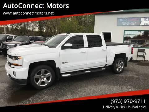 2017 Chevrolet Silverado 1500 for sale at AutoConnect Motors in Kenvil NJ
