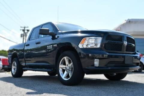 2016 RAM Ram Pickup 1500 for sale at International Auto Wholesalers in Virginia Beach VA