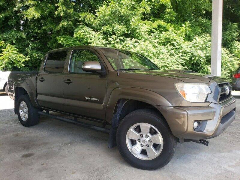 2013 Toyota Tacoma for sale at McAdenville Motors in Gastonia NC
