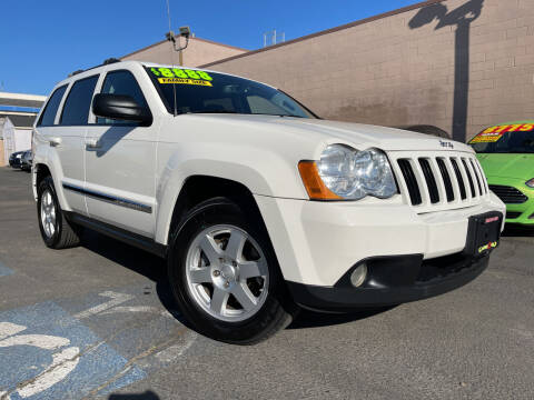 2010 Jeep Grand Cherokee for sale at Cars 2 Go in Clovis CA