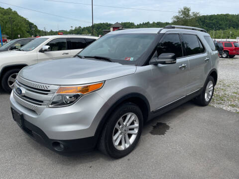 2012 Ford Explorer for sale at Turner's Inc in Weston WV
