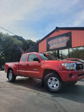 2010 Toyota Tacoma for sale at Harborcreek Auto Gallery in Harborcreek PA