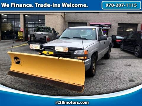 2007 GMC Sierra 1500 Classic for sale at RT28 Motors in North Reading MA