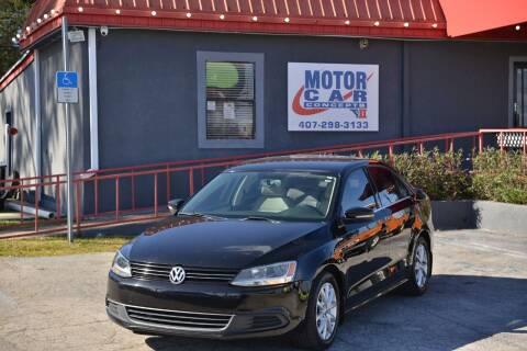2014 Volkswagen Jetta for sale at Motor Car Concepts II - Kirkman Location in Orlando FL