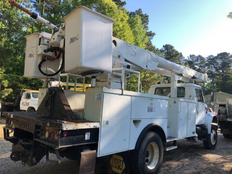 1999 International 4800 for sale at M & W MOTOR COMPANY in Hope AR