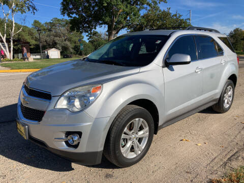 2011 Chevrolet Equinox for sale at Lakeside Auto & Sports in Garrison ND