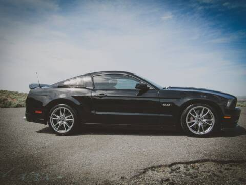 2013 Ford Mustang for sale at Northwest Premier Auto Sales in West Richland And Kennewick WA