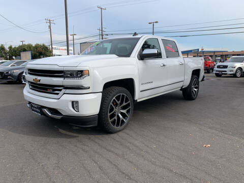 2017 Chevrolet Silverado 1500 for sale at 5 Star Auto Sales in Modesto CA