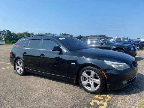 2008 BMW 5 Series for sale at C & C Automotive in Chicora PA