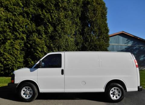 2011 Chevrolet Express Cargo for sale at CARS II in Brookfield OH