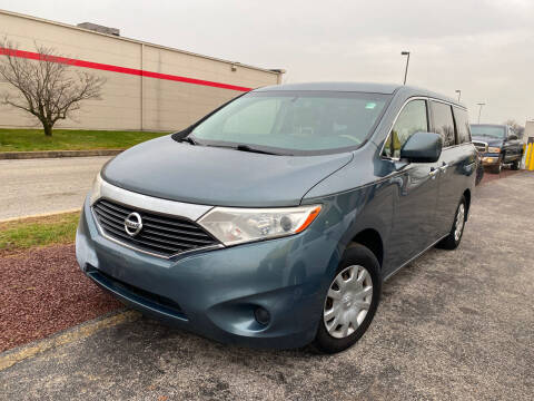 2011 Nissan Quest for sale at McNamara Auto Sales - Kenneth Road Lot in York PA