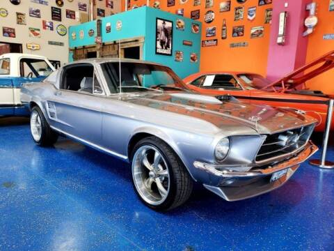 1967 Ford Mustang for sale at Haggle Me Classics in Hobart IN