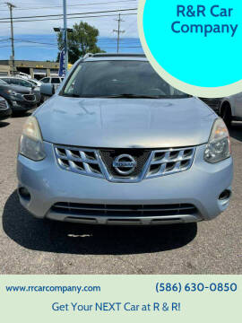 2011 Nissan Rogue for sale at R&R Car Company in Mount Clemens MI