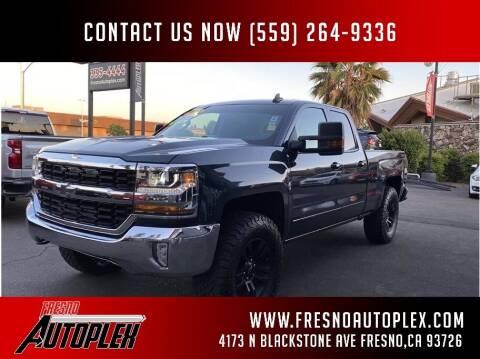2017 Chevrolet Silverado 1500 for sale at Fresno Autoplex in Fresno CA