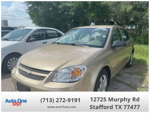 2005 Chevrolet Cobalt for sale at Auto One USA in Stafford TX
