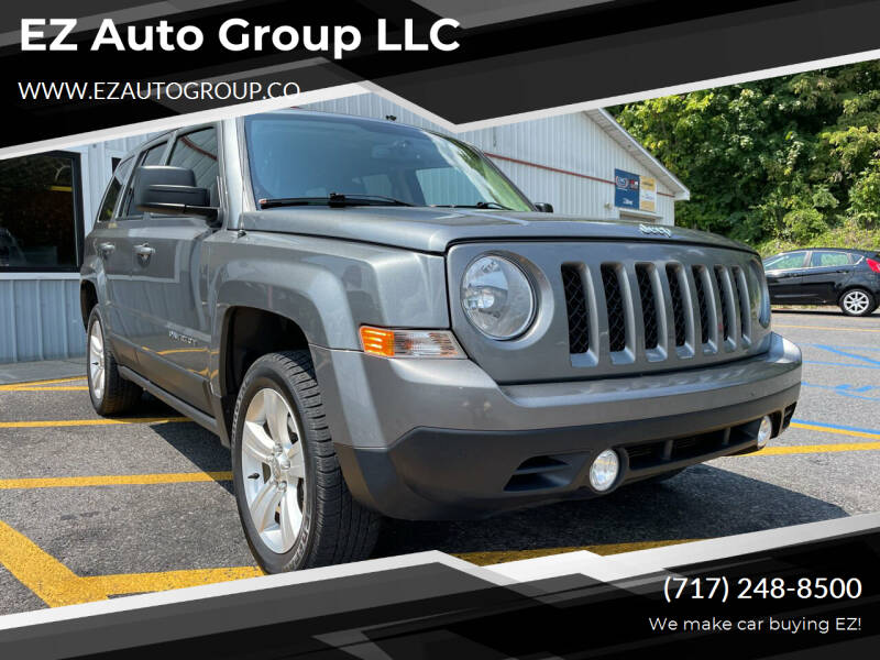 2014 Jeep Patriot for sale at EZ Auto Group LLC in Lewistown PA
