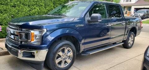 2019 Ford F-150 for sale at ZMC Auto Sales Inc. in Cedar Lake IN