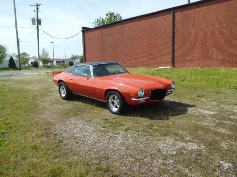 1972 Chevrolet Camaro for sale at Bob Patterson Auto Sales in East Alton IL