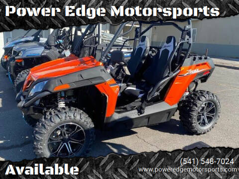 2021 CF Moto Z500 for sale at Power Edge Motorsports in Redmond OR