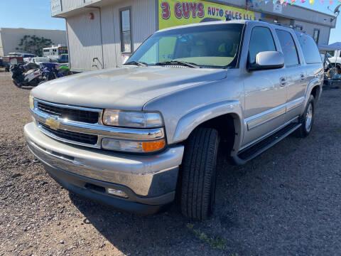 2006 Chevrolet Suburban for sale at 3 Guys Auto Sales LLC in Phoenix AZ