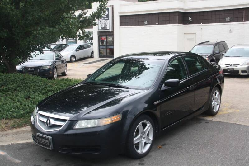 2004 Acura TL for sale at GTI Auto Exchange in Durham NC