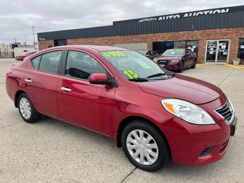 2013 Nissan Versa for sale at Motor City Auto Auction in Fraser MI