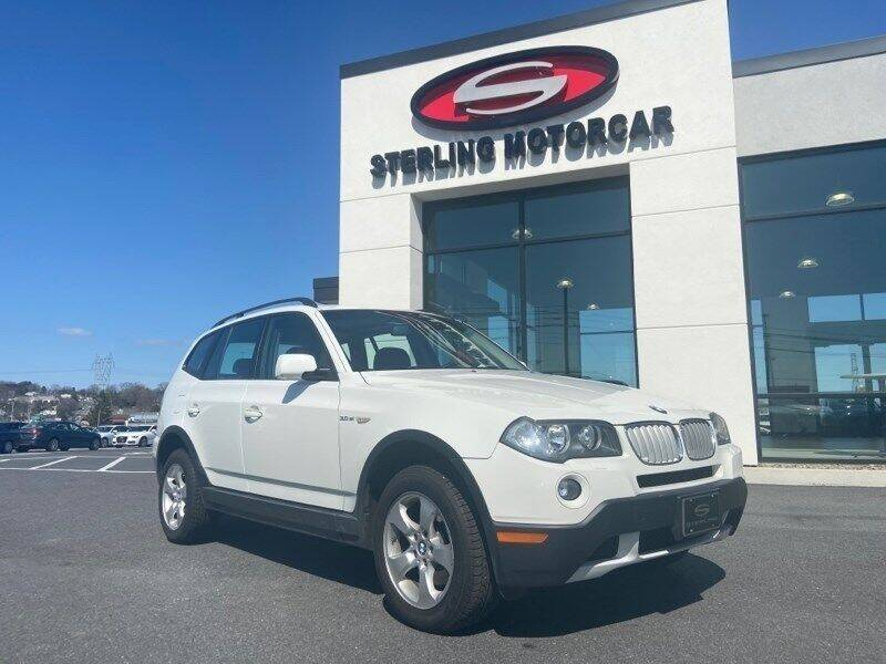 2008 BMW X3 for sale at Sterling Motorcar in Ephrata PA