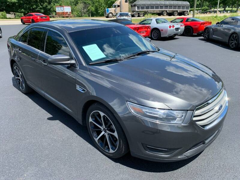 2015 Ford Taurus for sale at Hillside Motors in Jamestown KY