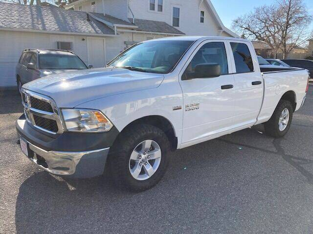 2016 RAM Ram Pickup 1500 for sale at Affordable Motors in Jamestown ND