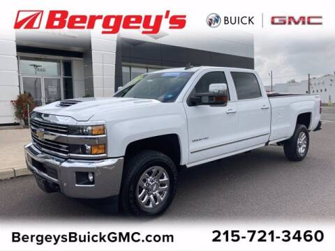 2019 Chevrolet Silverado 2500HD for sale at Bergey's Buick GMC in Souderton PA