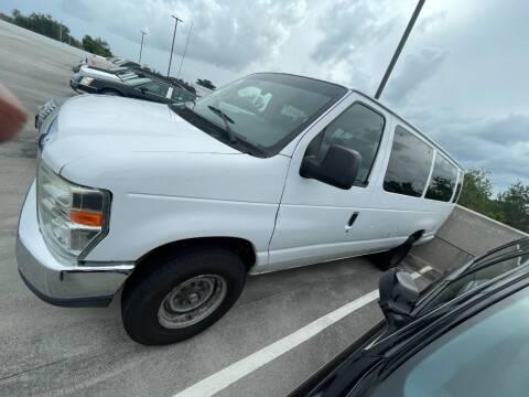 2012 Ford E-Series Wagon for sale at LAND & SEA BROKERS INC in Pompano Beach FL
