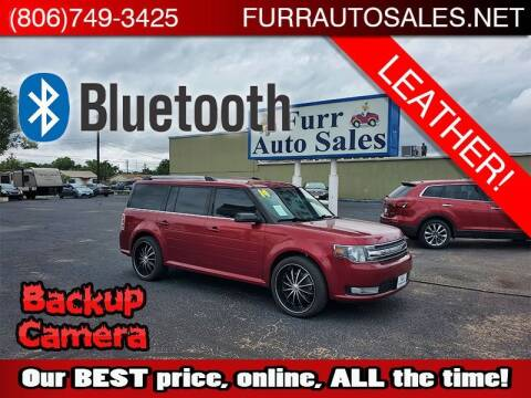 2014 Ford Flex for sale at FURR AUTO SALES in Lubbock TX