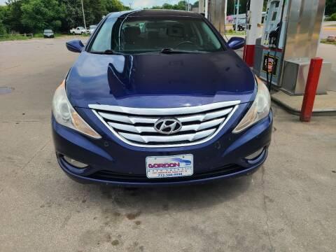 2011 Hyundai Sonata for sale at Gordon Auto Sales LLC in Sioux City IA