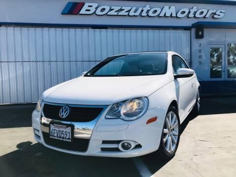 2009 Volkswagen Eos for sale at Bozzuto Motors in San Diego CA